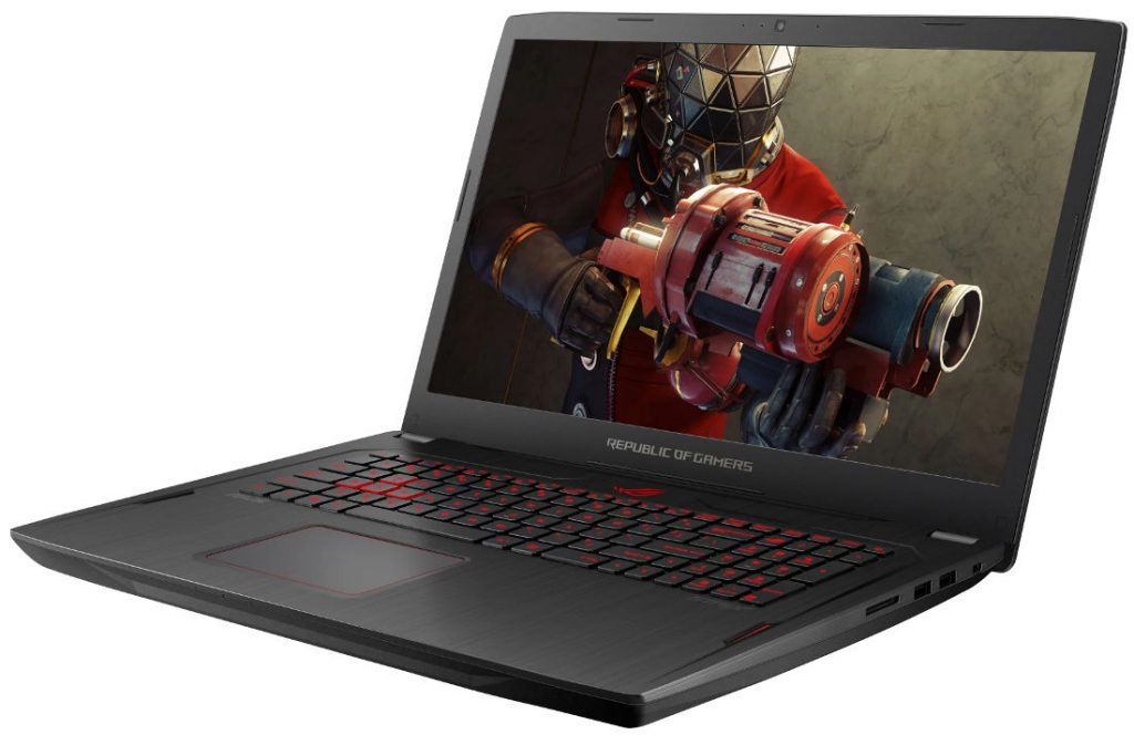 ASUS 'Strix GL702ZC' Gaming Laptop Launched in India at Rs 1,35000