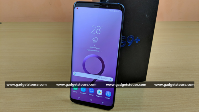 samsung galaxy s9 mini with snapdragon 660 surfaces on. Black Bedroom Furniture Sets. Home Design Ideas