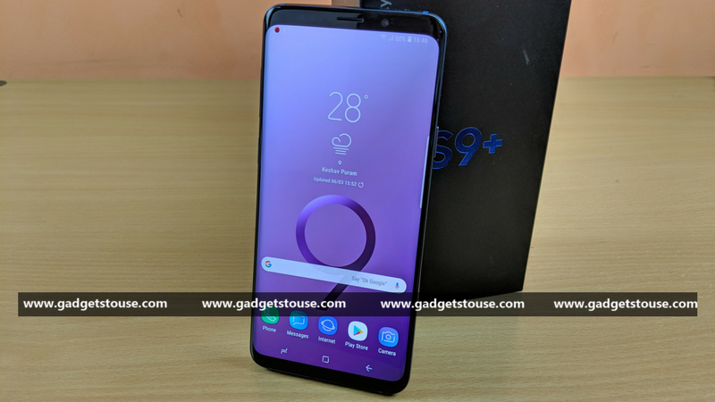 Samsung Galaxy S9 S9+  - Galaxy S92FS9 - Huawei P20 Pro Vs Samsung Galaxy S9 Plus: Specs and features comparison