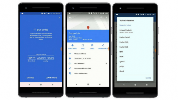 Google Introduces Plus Codes Aiming to Improve Address Search in India