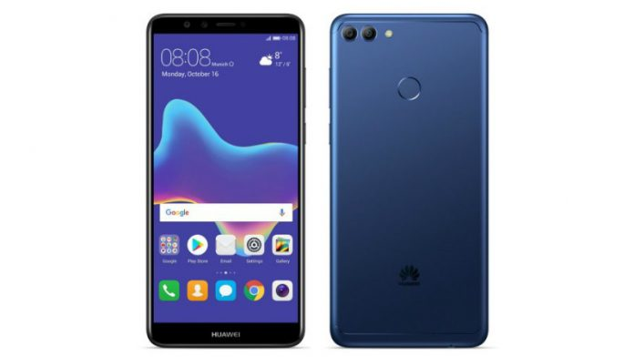 Huawei Y9 (2018) with Quad Cameras & 4000 mAh Battery unveiled
