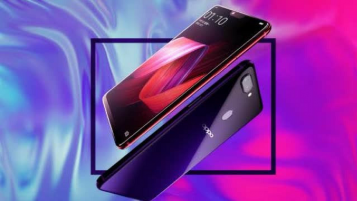 Oppo R15 featured
