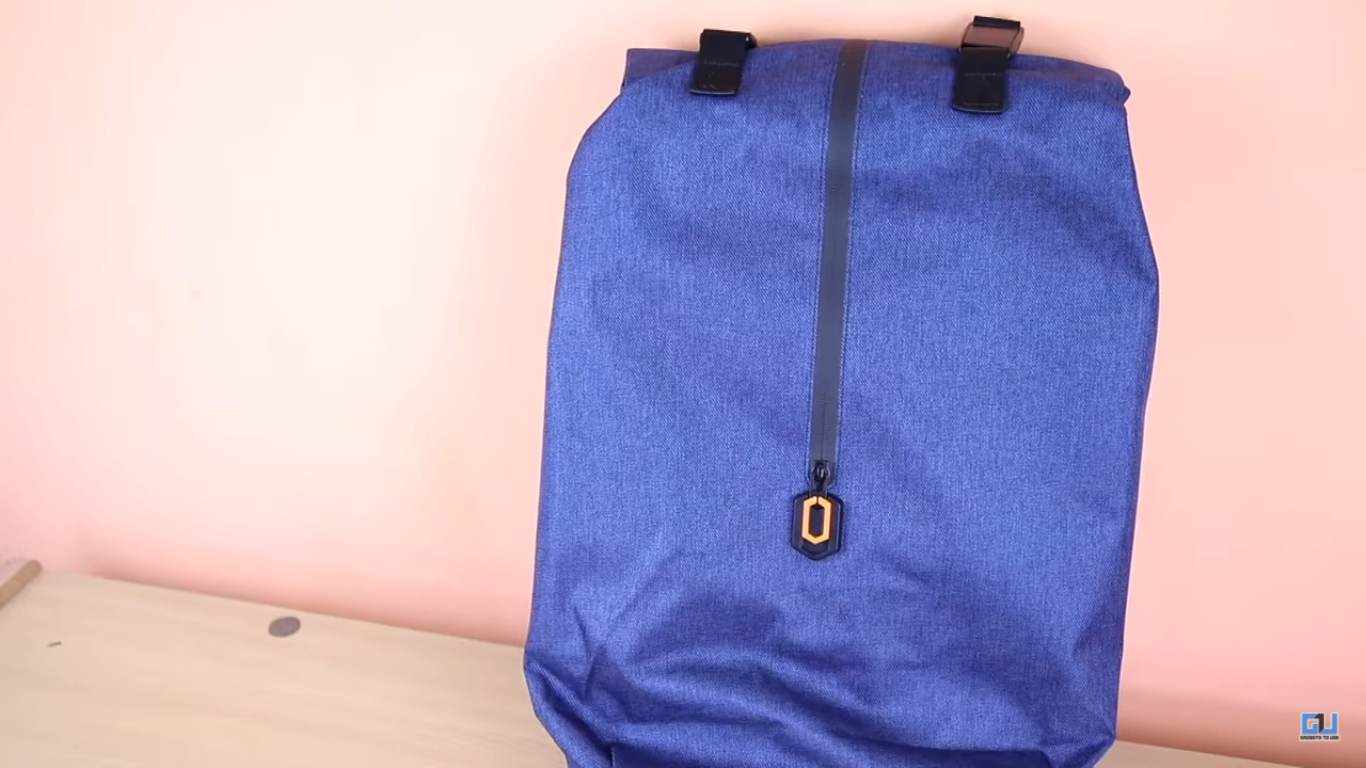 Xiaomi Mi Travel Backpack Review Travel Plus Laptop Backpack For Geeks