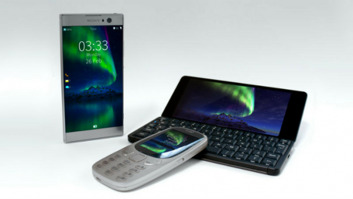 Jolla Sailfish 3 OS