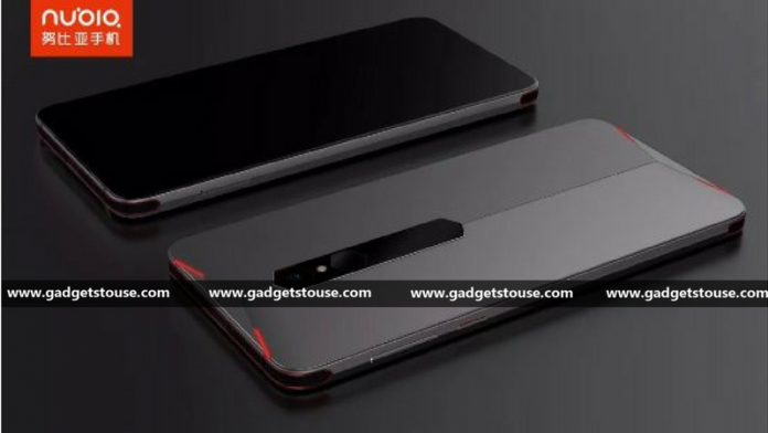 Nubia Gaming Phone prototype featured
