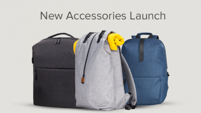 Chinese smartphone maker Xiaomi has launched 3 new backpacks – Mi Casual  Backpack abb2bd73db5