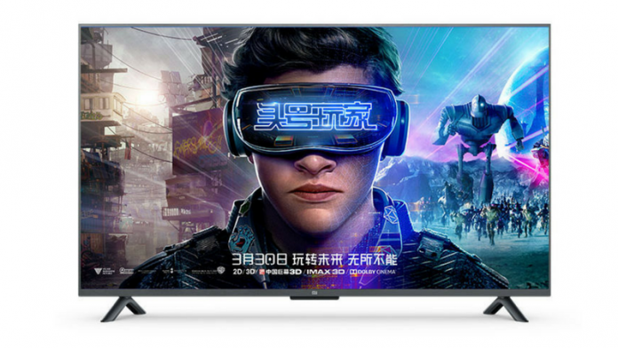Xiaomi Mi TV 4S 55-inch Model With PatchWall UI Launched