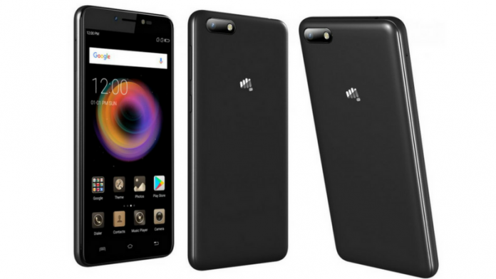 Micromax Launches Bharat 5 Pro Smartphone With 5000 mAh Battery