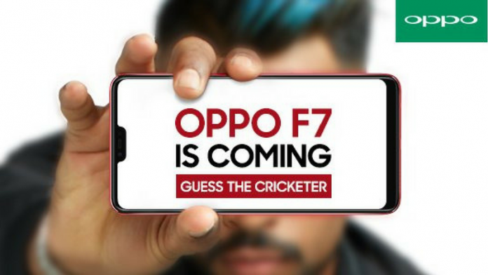 Oppo to launch F7 in India on March 27