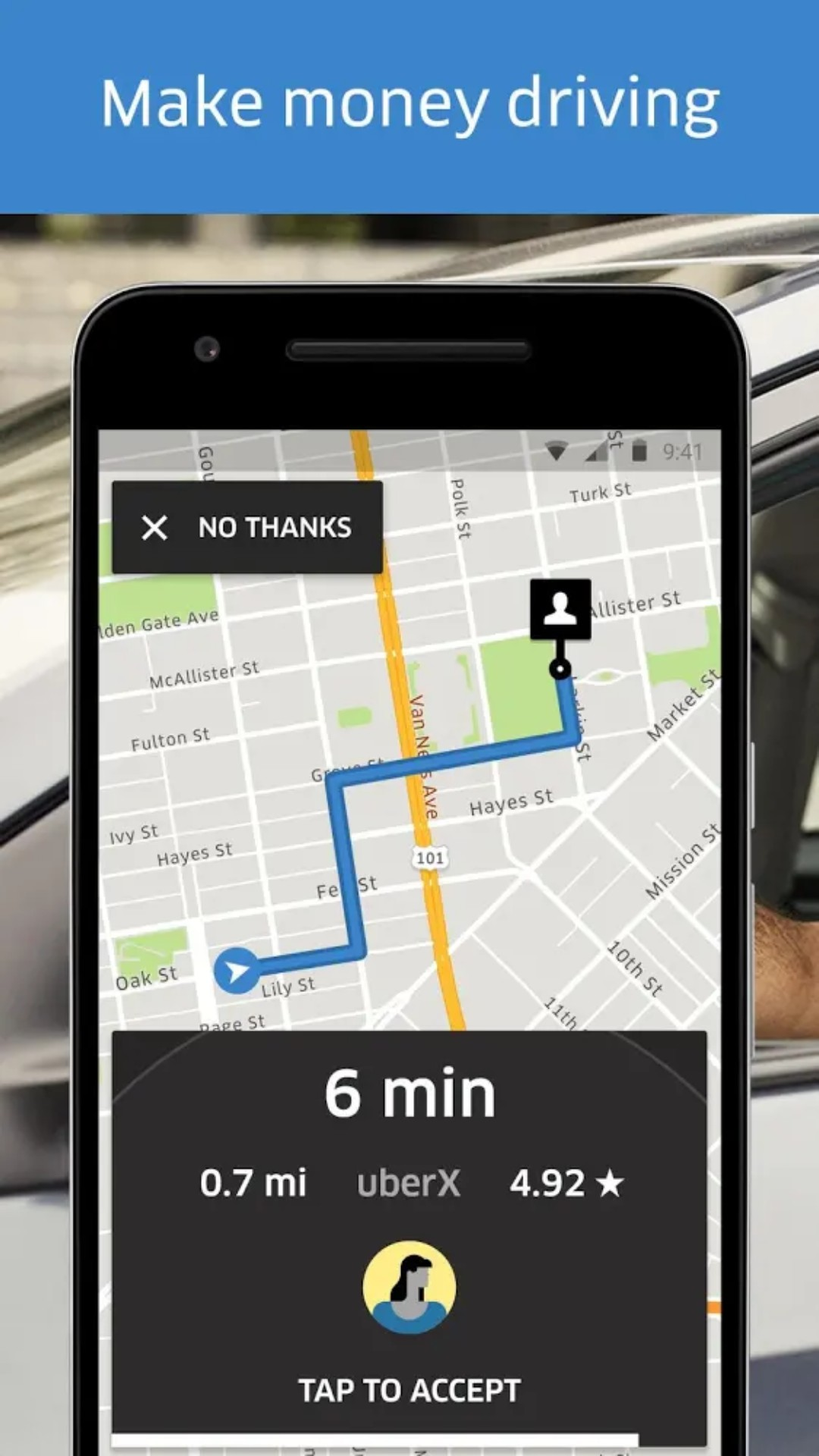 Uber launches new revamped Uber Driver app in India