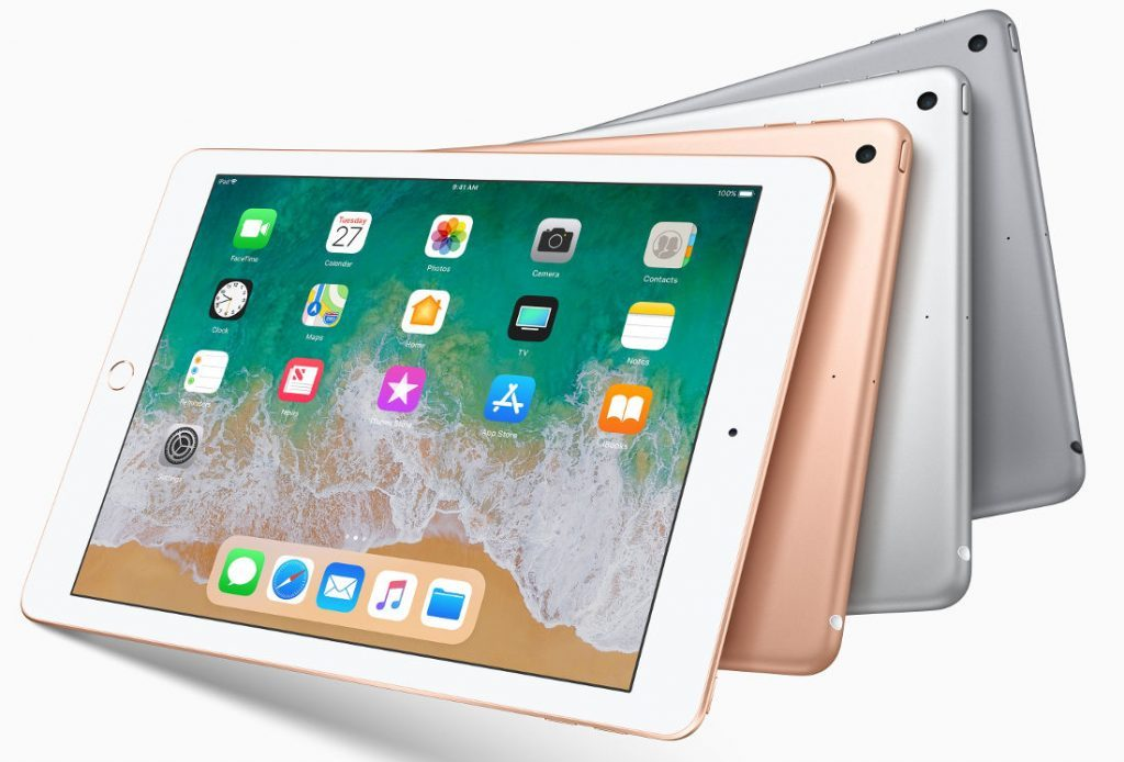 A couple of weeks after its official announcement in the US, the new Apple iPad
