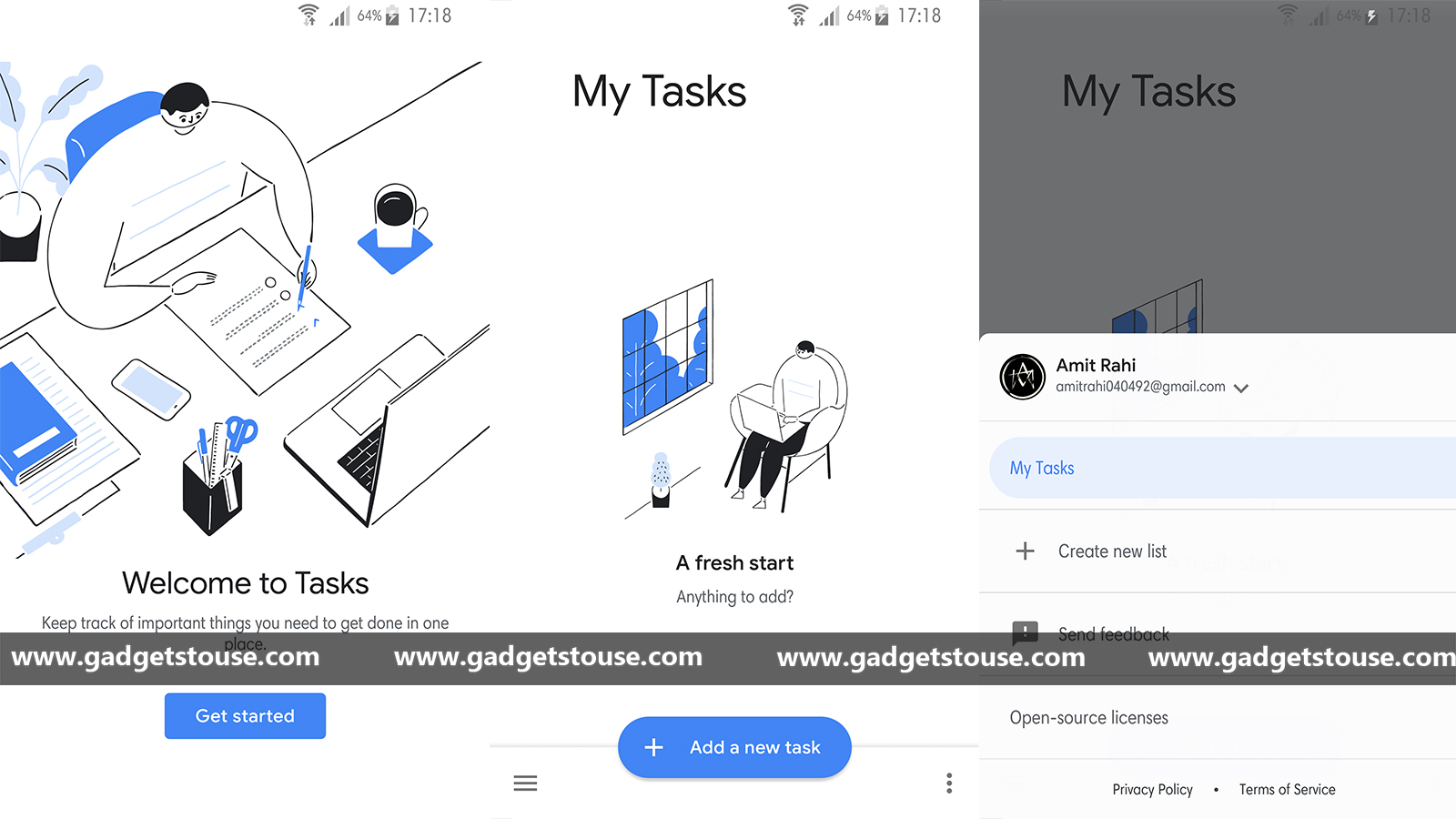 Google releases the Google Tasks app on Android and iOS