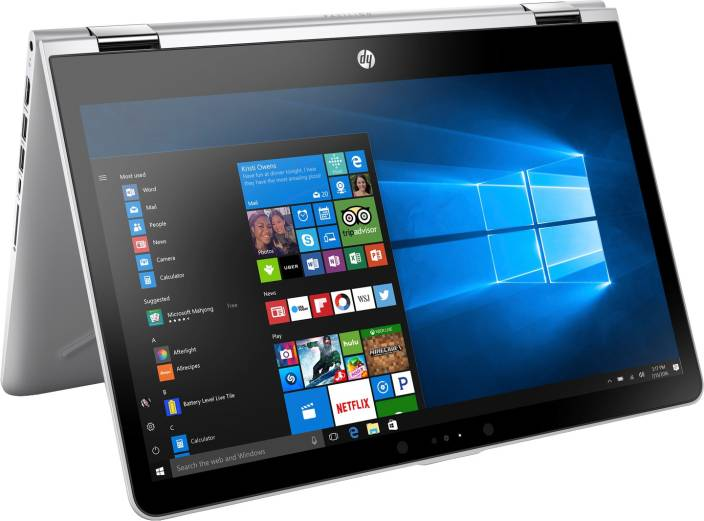 HP 2 in 1 laptop