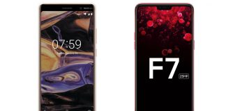 Nokia 7 Plus vs Oppo F7