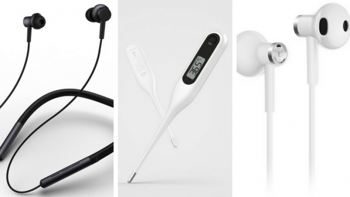 08205bb58e1 Chinese smartphone maker Xiaomi has introduced some new products in its  portfolio in China. The new products include Mi Bluetooth Earphones and Mi  Dual-Unit ...