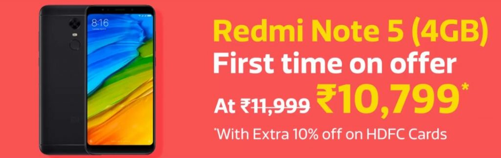 - Captre 1 1024x323 - Offers on Google Pixel 2, Redmi Note 5, more