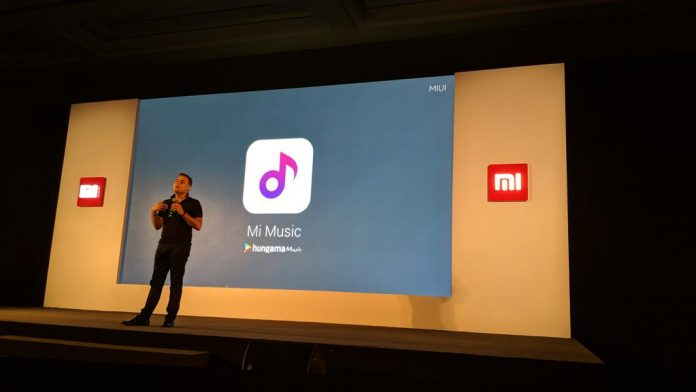 Xiaomi launches Mi Music and Mi Video Apps in India - Gadgets To Use