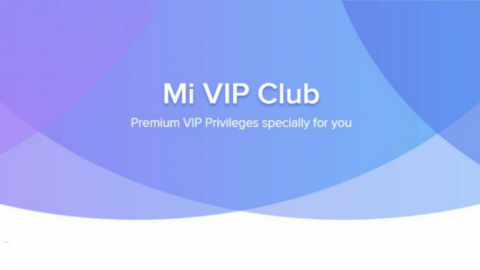Xiaomi India introduces Mi VIP Club program to offer premium privileges