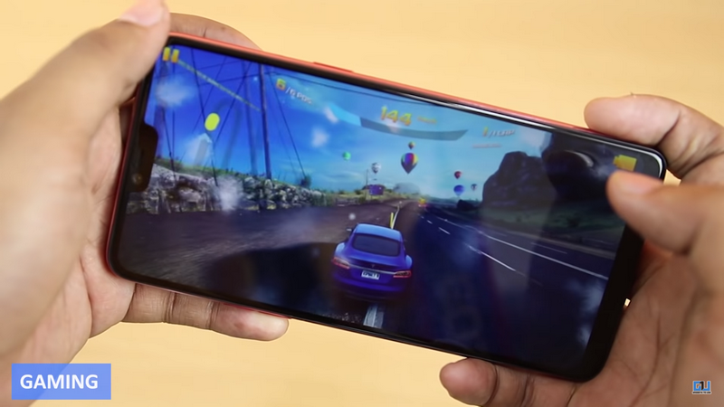 Oppo F7 Gaming