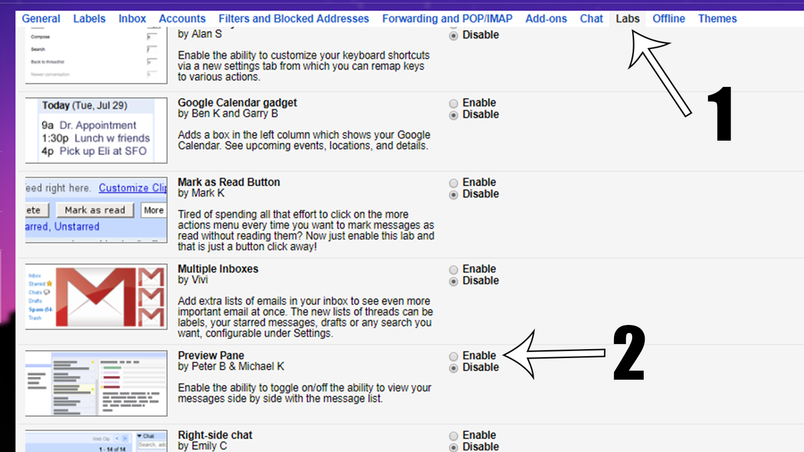 - Preview pane - Gmail features you should disable right now, bonus tips included