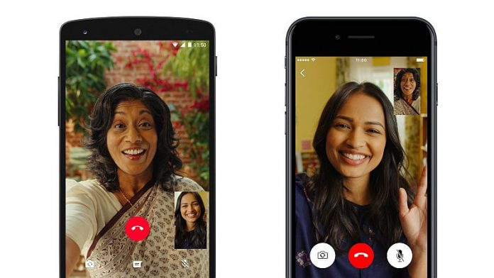 - WhatsApp video calling 1479375497067 696x392 - WhatsApp Group Video Calling now available on Android and iOS