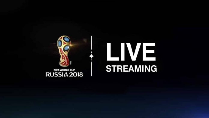 Watch FIFA World Cup 2018 Matches Live On Your Smartphone