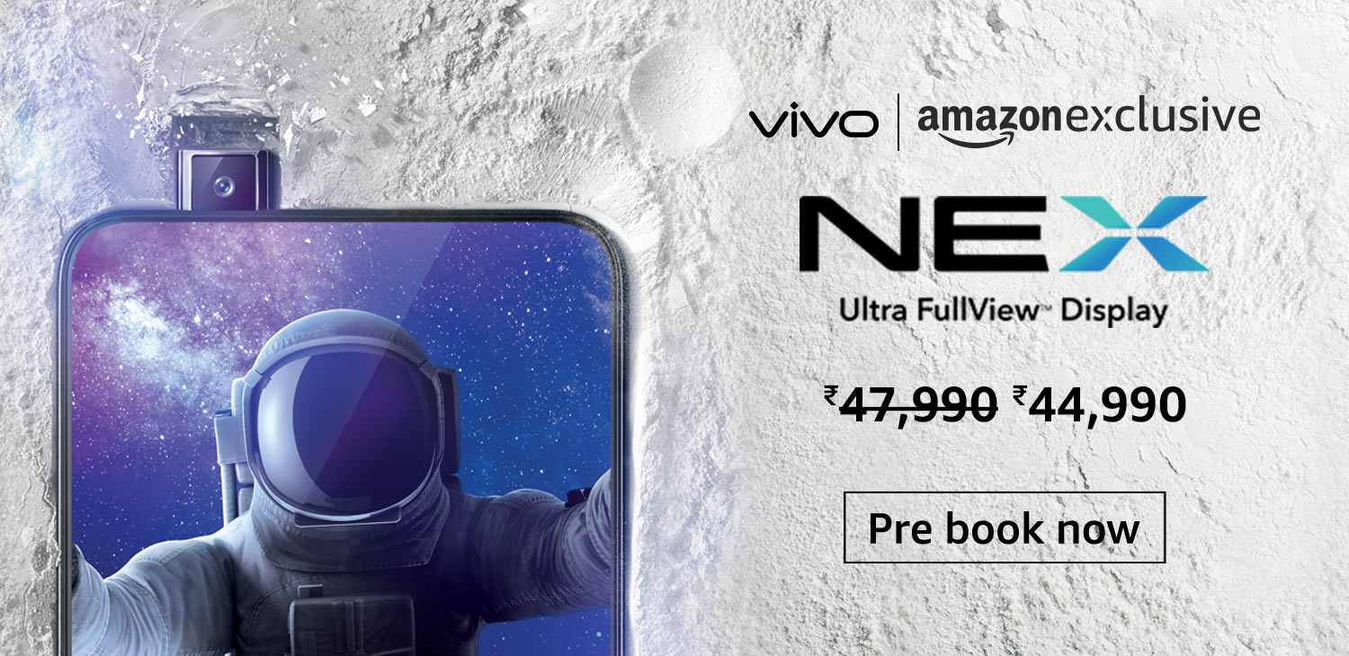 - D5603923 IN WLM Vivo NEX LaunchGraphics HVG LP PC - Check out the launch offers