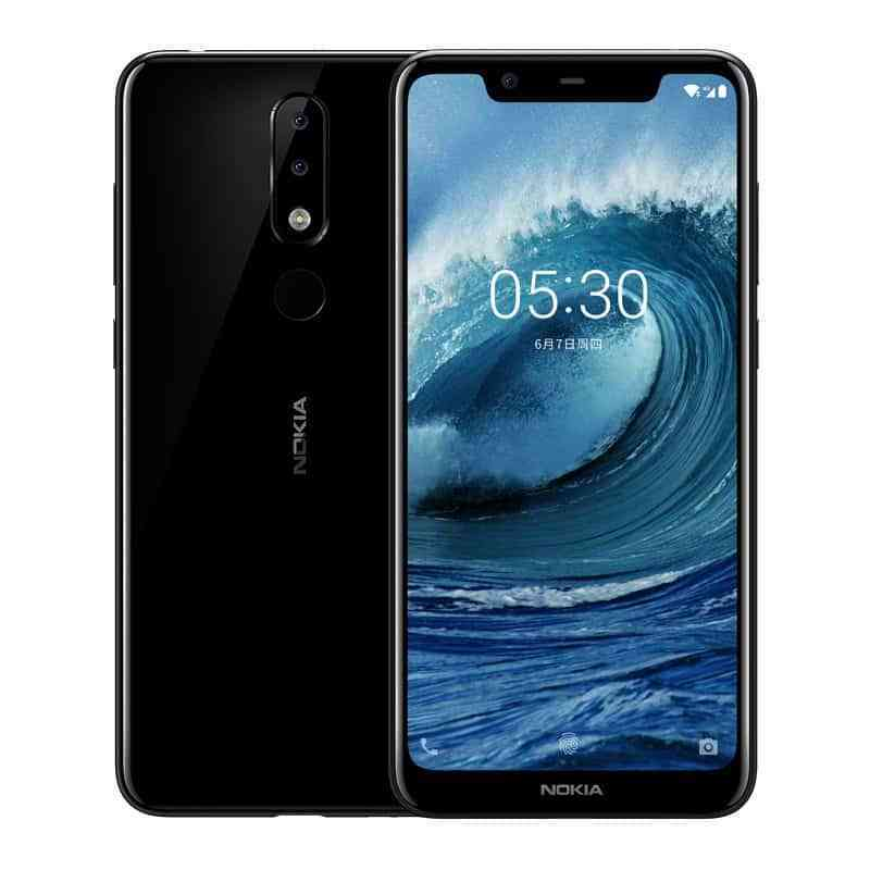 - DiPrVs4UEAAdGc6 - Nokia X5 with Notch Display, AI Dual Cameras Launched: Price, Specifications