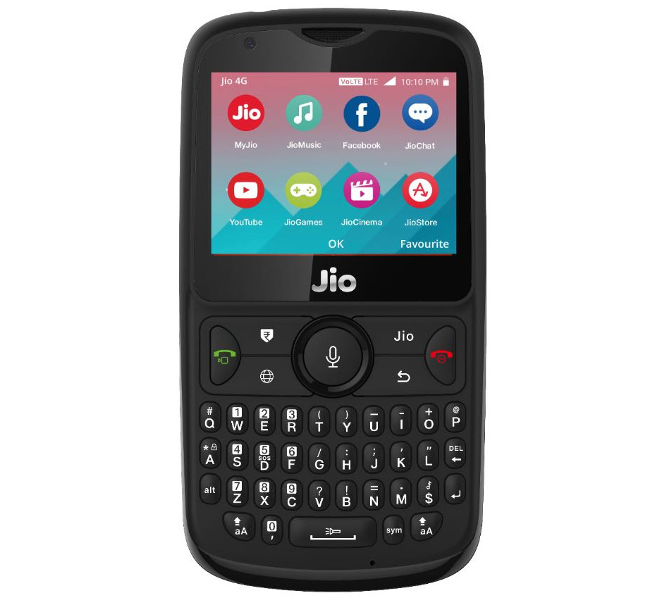 - JioPhone 2 1 - What's new in the latest feature phone?