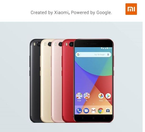 Mi A2 Android One Smartphone Launch Confirmed by Xiaomi
