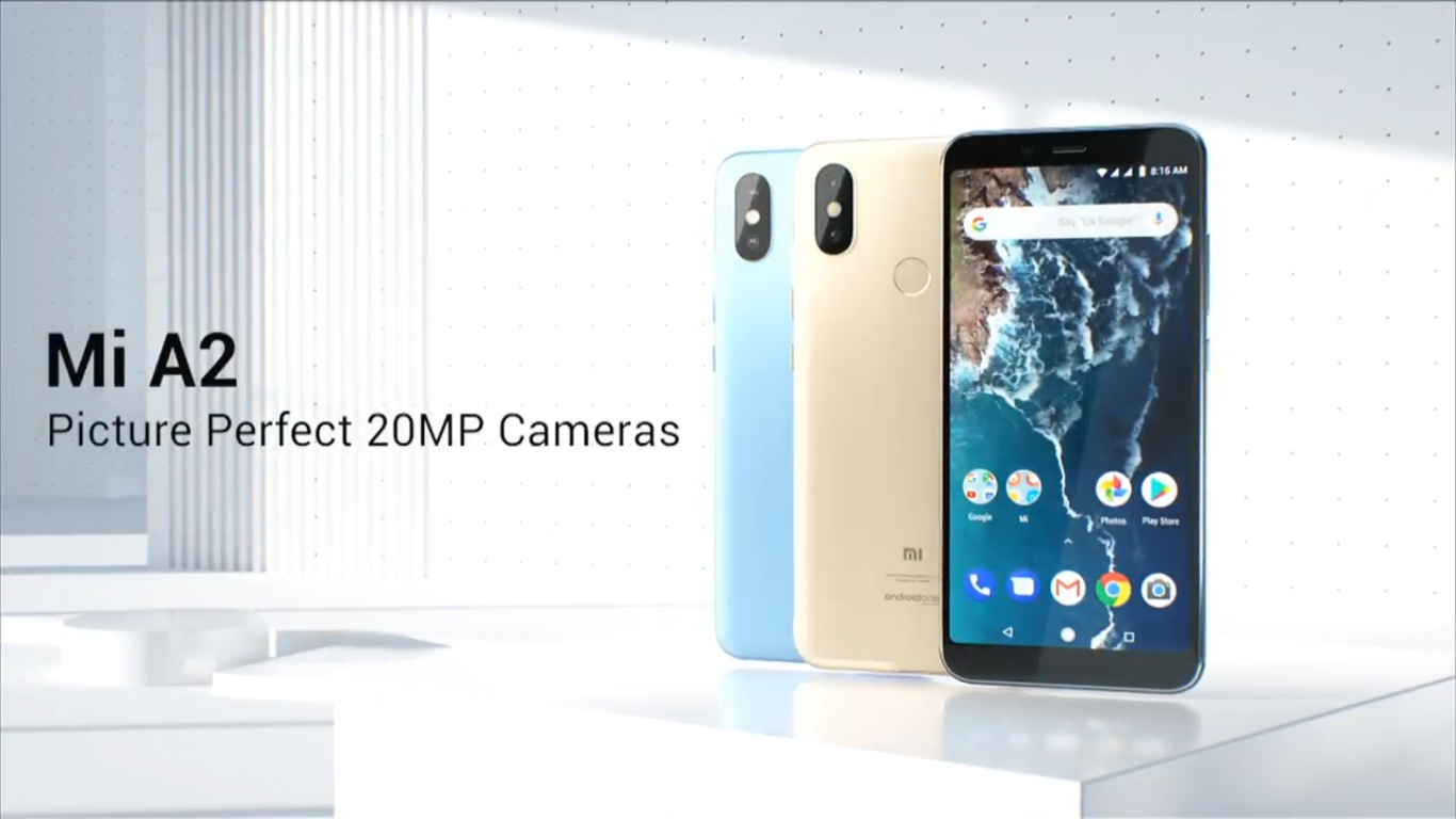 Mi A2 | Mi A2 Lite  Launched | Price in India  Specs  & Features | Release date in India