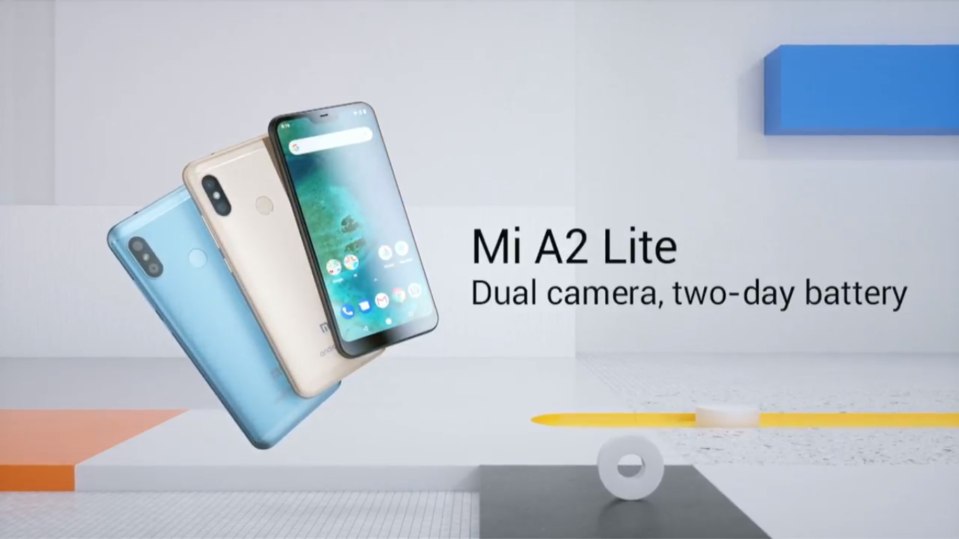 mi a2 lite specs specifications and features india launch date and release in india