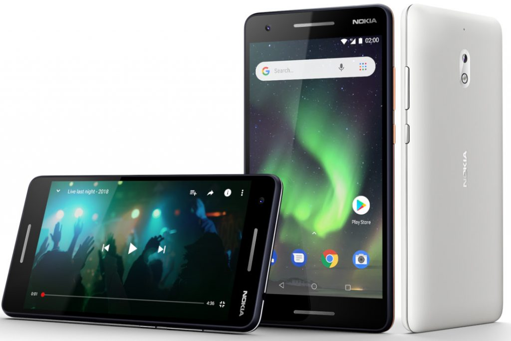 - Nokia 2 - Nokia 2.1, Nokia 3.1 (3GB) and Nokia 5.1 Launched in India: Price, Specifications