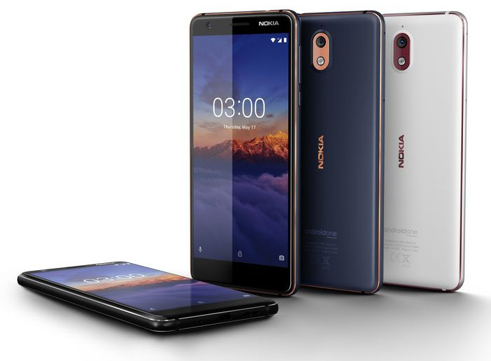 - Nokia 3 - Nokia 2.1, Nokia 3.1 (3GB) and Nokia 5.1 Launched in India: Price, Specifications