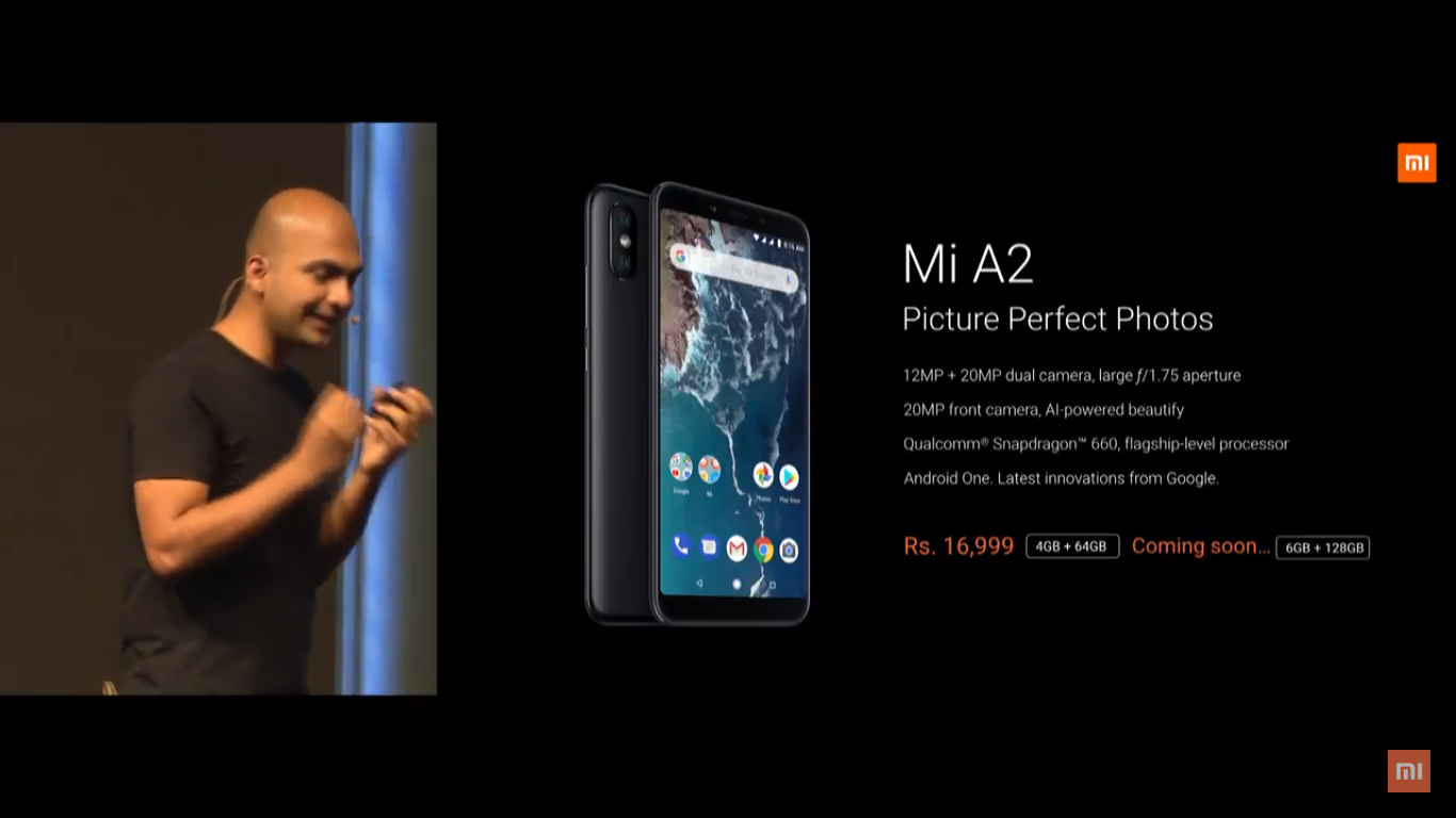 - Screenshot 142 - Xiaomi Mi A2 with Android One Launched in India for Rs. 16,999: Offers and Specifications