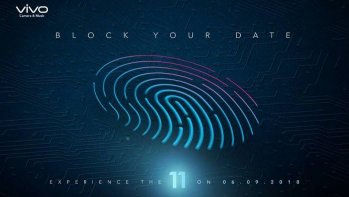 - Vivo Block Your Date 11 805px 696x394 - Vivo V11 India Launch Date is September 6: Expected Features, Specifications