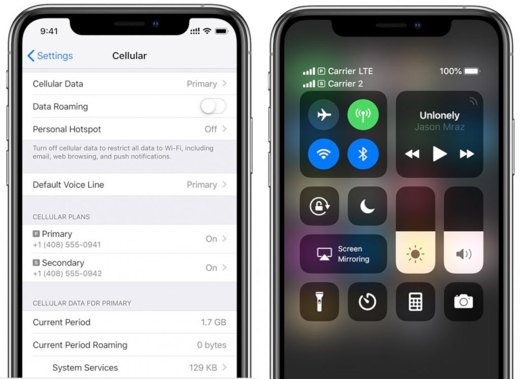 - Apple iPhone XS Dual SIM 1 1024x748 1024x748 - Here's how new iPhones will support Dual SIM feature with e-SIM