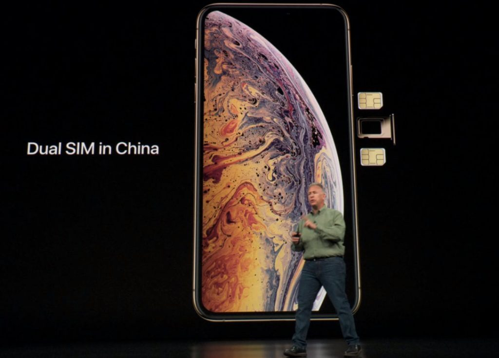 - Apple iPhone XS Dual SIM 1024x735 1024x735 - Here's how new iPhones will support Dual SIM feature with e-SIM