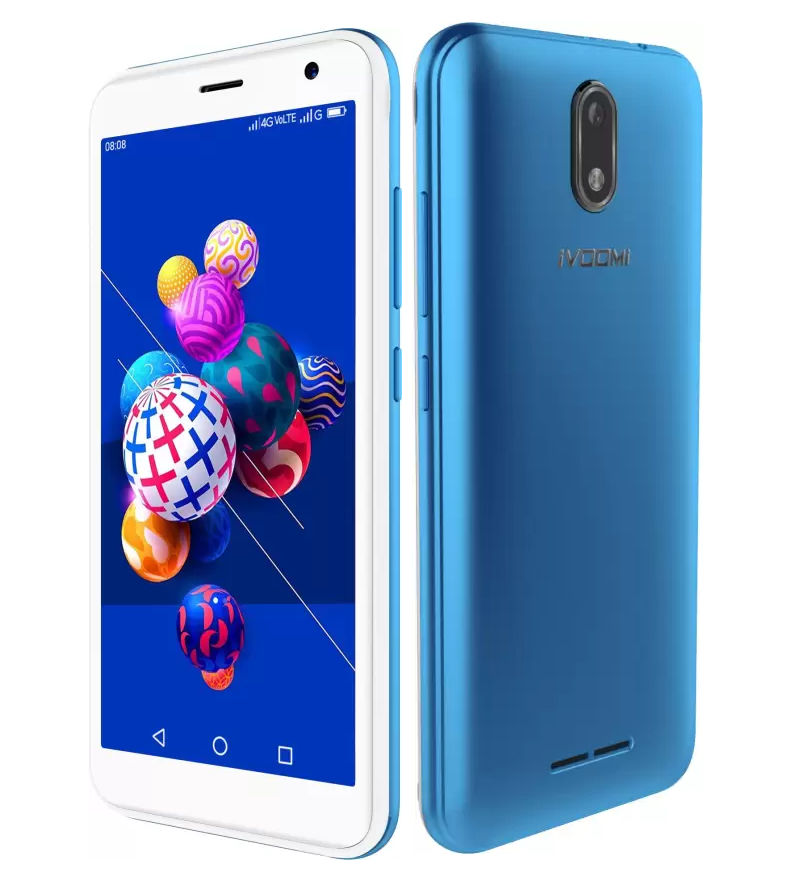 - iVOOMi iPro 2 - iVoomi iPro Android Go smartphone with shatterproof display launched in India: Price, Specifications