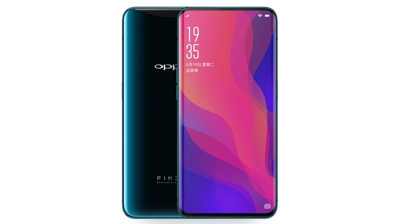 - oppo find x - Oppo Find X 10GB RAM variant gets listed on TENAA in China