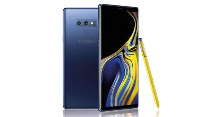 Samsung Galaxy Note 9 catches fire in woman's purse