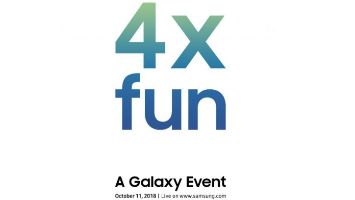 Samsung Announces New Galaxy Event for October