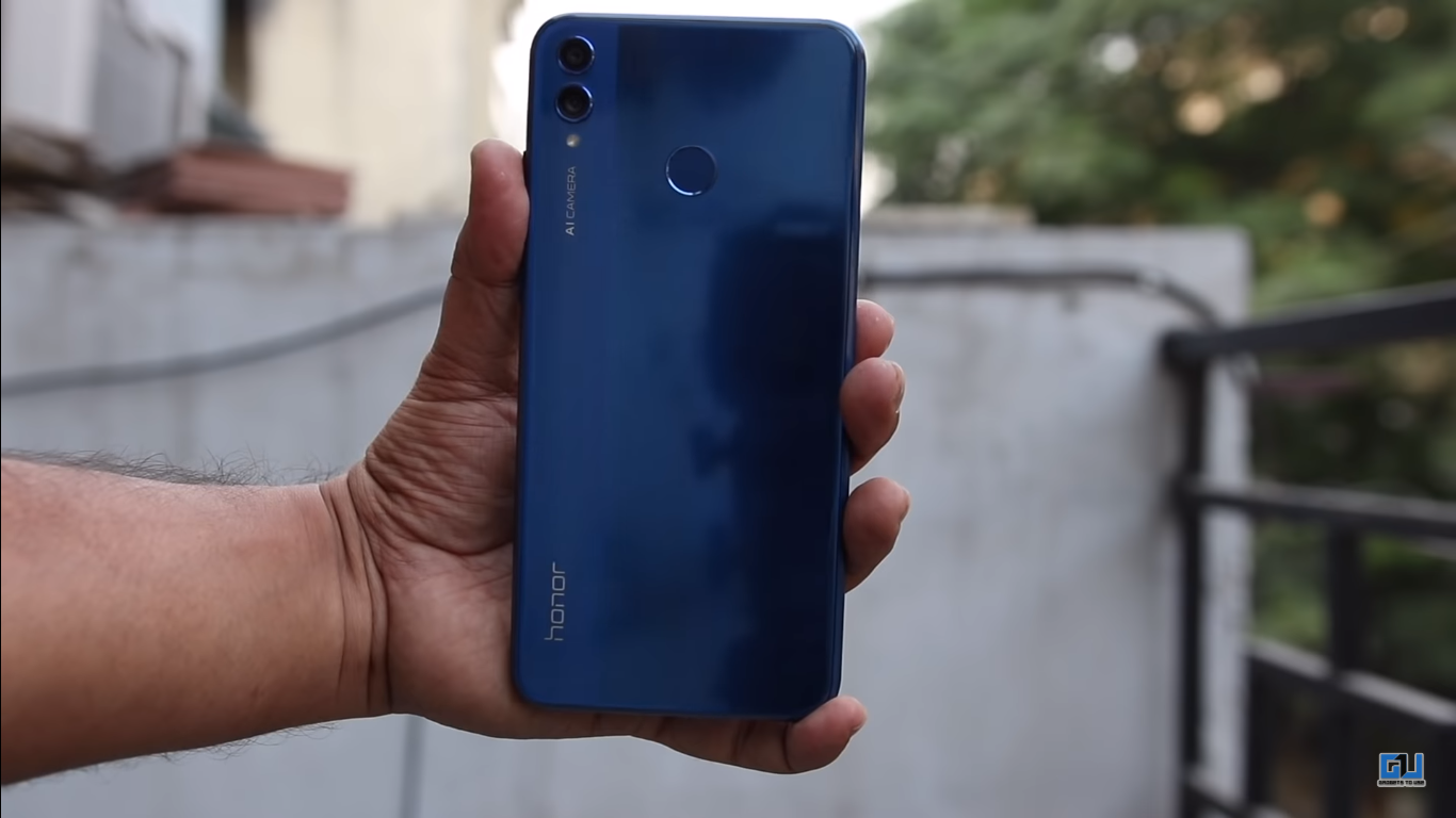 Honor 8X First Impressions: Mid-ranger with big impressive display