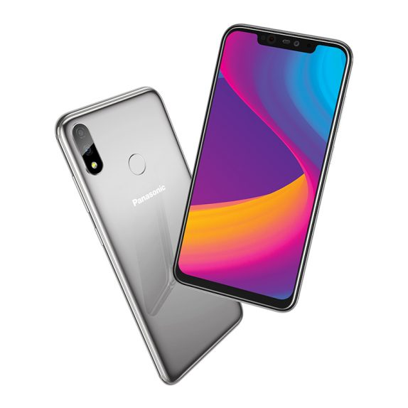 - Panasonic Eluga X1 Pro e1538647743286 - Panasonic Eluga X1, Eluga X1 Pro with notch display, IR face unlock, dual cameras launched starting at Rs. 22990