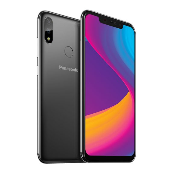 - Panasonic Eluga X1 e1538647809279 - Panasonic Eluga X1, Eluga X1 Pro with notch display, IR face unlock, dual cameras launched starting at Rs. 22990