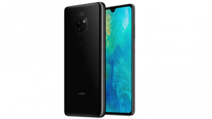Huawei Mate 20, Mate 20 Pro with Kirin 980, triple rear