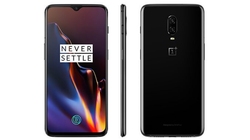 - oneplus 6t - OnePlus 6T Full Specs, Images Leaked Ahead of Monday's Launch