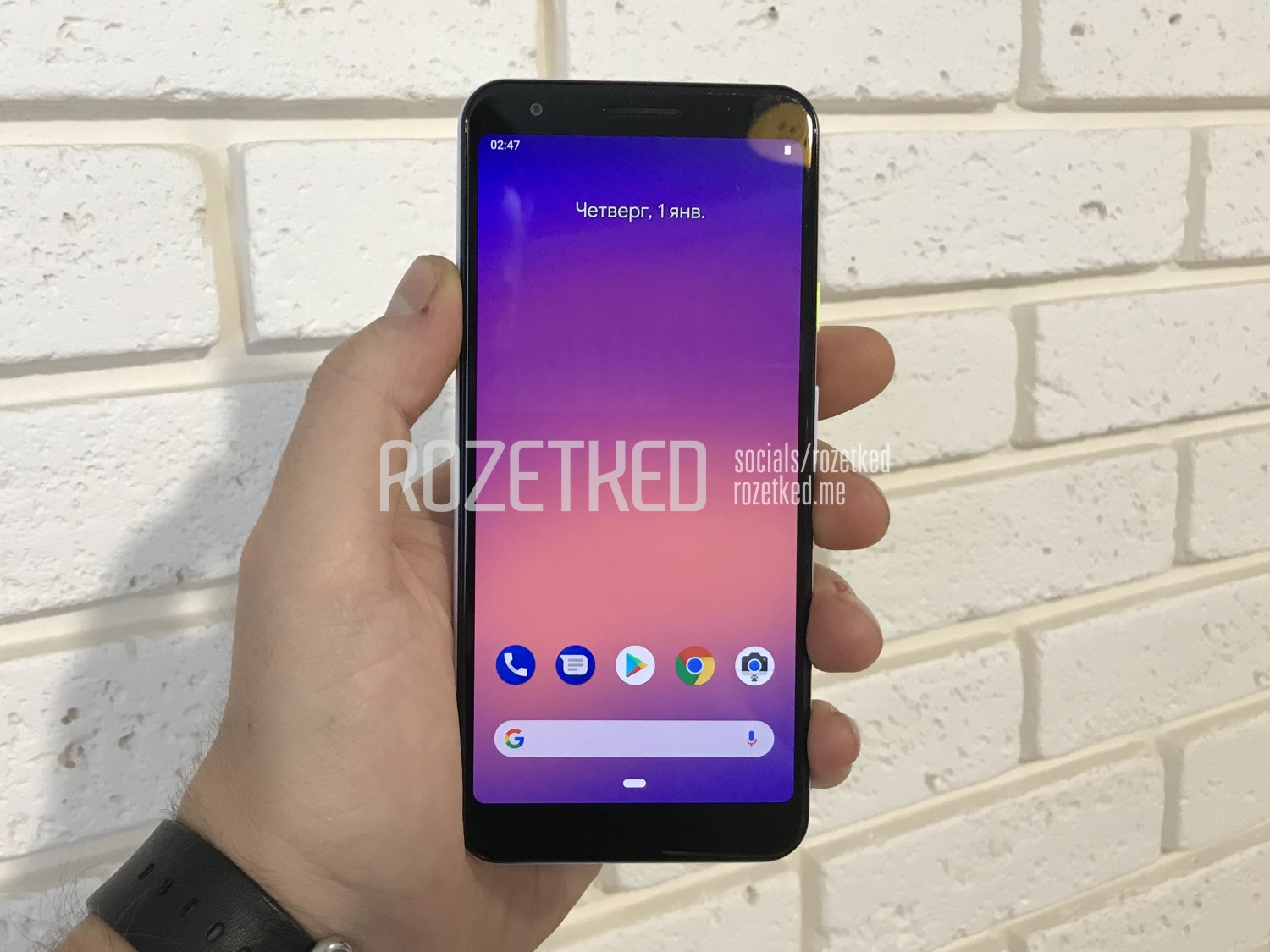 - 5ogWRa6D4hks - Google Pixel 3 Lite with Snapdragon 670 is real? Check out leaked hands-on images