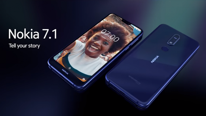 Nokia 7.1  - Untitled 6 696x392 - Nokia 7.1 with HDR display, ZEISS optics launched in India: Price, Specifications