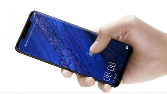 The Huawei P20 Pro appears to 300€ less for Black Friday